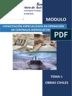 Modulo Capacitación-centrales Hidroeléctricas