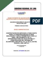 Bases Region Lima