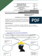 Actividad Semana tres analisis financiero Sena