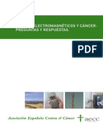 Camposelectromagneticos y Cancer