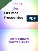 Infecciones  Infantiles