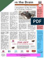 Pentagon Newsletter- 11 November 2015