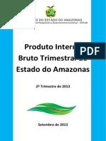 Pib Amazonas 2013