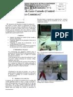 Formato Informe Electrónica Industrial