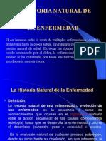 Historia Natural de La Enfermedad 2013.-i