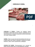 Clase 8 Carne