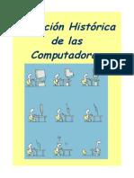 Historia Evolución Computadoras