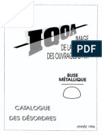 Catalogue des desordes Buse métallique