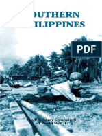 The US Army Campaign in Southern Philippines During the Second World War