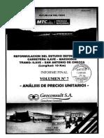 Vol 7 - Análisis Precios Unitarios.PDF