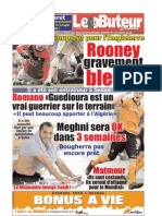 LE BUTEUR PDF du 24/03/2010