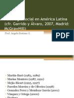Psicología Social en América Latina