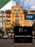 Grand Hotel Evropa