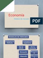 Diapositivas Modelos de Mercado