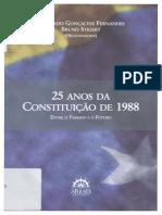 25 Anos Da Constituição