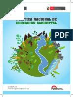 Política Nacional Educación Ambiental Amigable