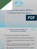 Impacto Del Reporte BEPS en El SFM
