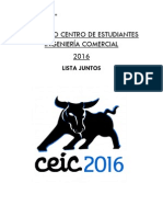 Proyecto CEIC 2016