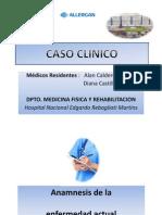 Caso Clinico Osteonecrosis Hospital rebagliati