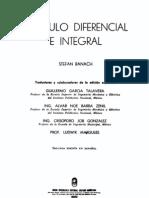 Cálculo Diferencial e Integral - Stefan Banach