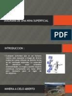 Diagrama de Una Mina Superficial