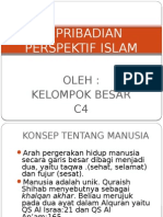 Kepribadian Perspektif Islam