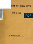 Government of India Act,1915
