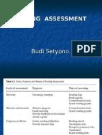 Reading Assessment (Ch5)