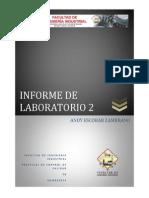 Determinacion Cloruro de Sodio Método de Mohr.