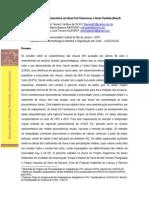 GUERRA Caracterização Da Pluviosidade Do Litoral Sul Fluminense e Norte Paulista