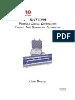Manual Flow Meter