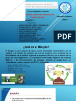 Exposición Cubano Biogas