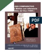 Analisis Comparativo de Las Biblias de bnbf