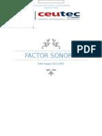 Factor Sonoro