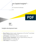 EY Venture Capital Insights 4Q14