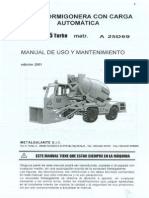 Eq Compactacion Autohormigonera Carmix 35