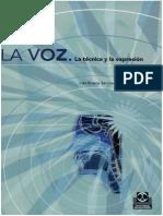 La Voz, La Técnica y La Expresion- Inés Bustos Sanchez
