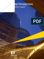 EY Global Perspectives 2014 REIT Report