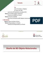 [BD-2011-2012]Tema4-DiseñooBDOR
