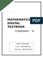 Digital Textbook