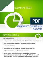 PRESENTATION FRIEDMAN TEST.ppt