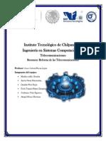 Resumen RDT Telecomunicaciones
