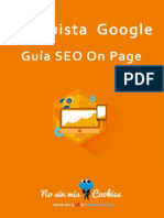 Conquista Google Guía SEO on Page