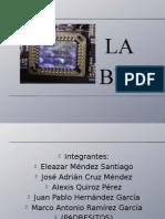Presentación de La BIOS Informática.