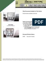 Manual de instalación de radio de automoviles