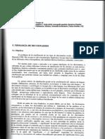 Tipologia Diccionarios Anglada