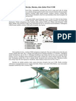 Inisialisasi Port USB