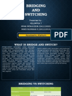 Bridging and Switching