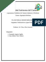 1.1.2 Plataformas Semisumergibles