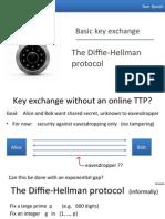 09.3 Basic Key Exchange Annotated Diffie Helman